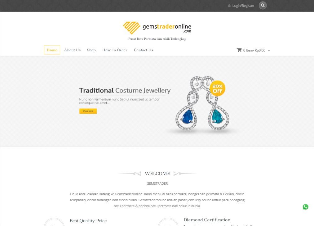 Contact Us Web Page >> Jasa Pembuatan Website Profesional Pakar Jasa